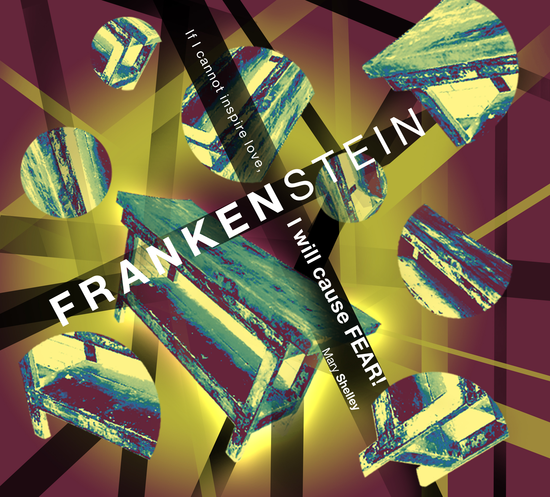 frankenstein theme Mary shelley's frankenstein is the book chosen for this year's new student book  project all new students will be reading the book this summer.